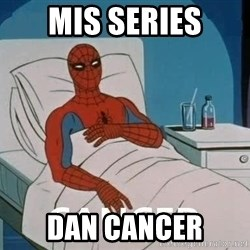Cancer Spiderman - MIS SERIES DAN CANCER