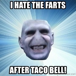 vold - I hate The Farts After Taco Bell!