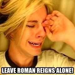 leave britney alone -  Leave Roman Reigns Alone!