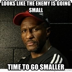 Dwane Casey's Guide to Smallball - LOOKS LIKE THE ENEMY IS GOING SMALL TIME TO GO SMALLER