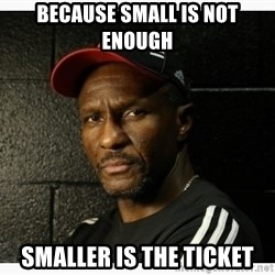 Dwane Casey's Guide to Smallball - because small is not enough smaller is the ticket