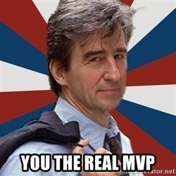 Jack McCoy -  YOU THE REAL MVP