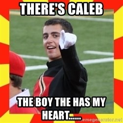 lovett - There's Caleb the boy the has my heart......