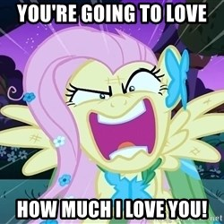 angry-fluttershy - You're going to love how much i love you!