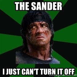 remboraiden - the sander I just can't turn it off