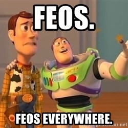 buzz lightyearr - FEOS. Feos everywhere.