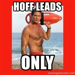 david hasselhoff - HOFF Leads  Only