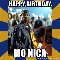 JaRule - Happy Birthday Mo Nica