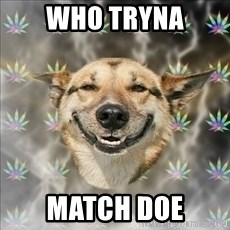 Original Stoner Dog - Who Tryna Match Doe