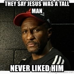 Dwane Casey's Guide to Smallball - They say Jesus was a tall man Never liked him