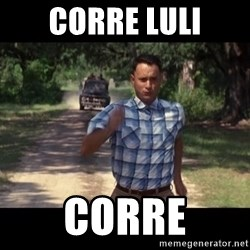 run forest - corre luli corre