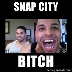 The Hodgetwins - SNAP CITY  BITCH