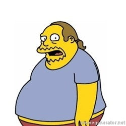 Comic Book Guy Worst Ever -
