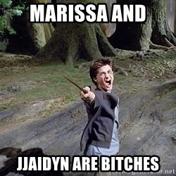 Pissed off Harry - Marissa and  JJaidyn are BITCHES