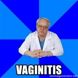 doctor_atypical -  Vaginitis