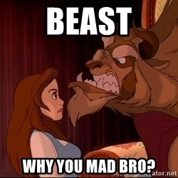 BeastGuy - Beast Why you mad bro?