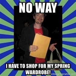 Swag fag chad costen - No way I have to shop for my spring wardrobe!