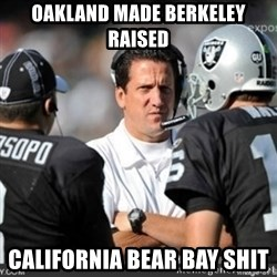 Knapped  - Oakland made Berkeley raised California bear BAY shit