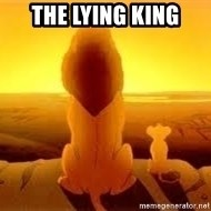 The Lion King - The Lying King