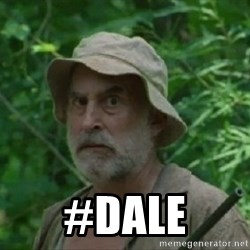 The Dale Face -  #dale