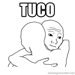 I know that feel bro blank - tuco