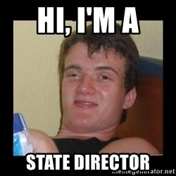 Weed Guy Walter - Hi, i'm a State Director