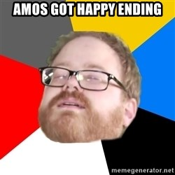 Will Smith Cum Face - amos got happy ending
