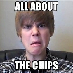 Justin Bieber 213 - All About The Chips