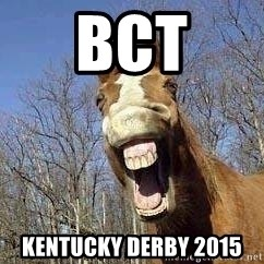 Horse - BCT Kentucky Derby 2015