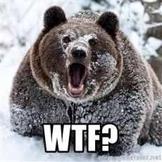 Cocaine Bear -  WTF?