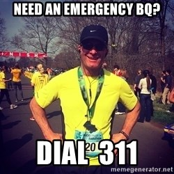 MikeRossiCheat - Need an emergency bq? dial  311