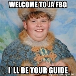 welcome to the internet i'll be your guide - Welcome to ja fbg i´ll be your guide
