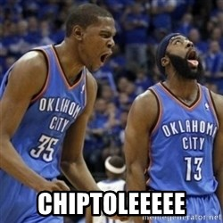 Kd & James Harden -  CHIPTOLEEEEE