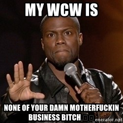 Kevin Hart - My WCW is None of your damn motherfuckin business BITCH 👌🏼