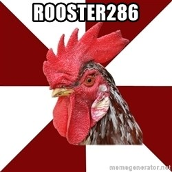 Roleplaying Rooster - Rooster286