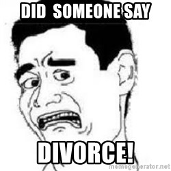 scared yaoming - did  someone say DIVORCE!