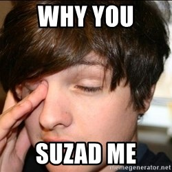 Sleepy Sam Webb - Why you  Suzad me