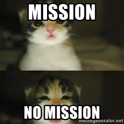 Adorable Kitten - Mission No mission