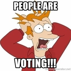Fry Panic - PEOPLE ARE VOTING!!!
