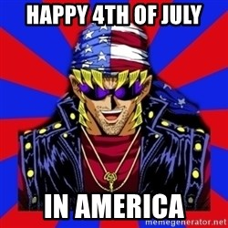 bandit keith - Happy 4th of July In America
