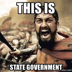 Esparta - This is state government
