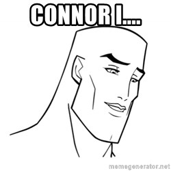 Handsome Face - connor i....