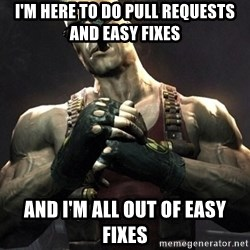 Duke Nukem Forever - I'm here to do Pull requests and easy fixes and i'm all out of easy fixes
