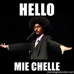 AFRO Knows - hello mie chelle