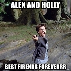 Pissed off Harry - ALEX AND HOLLY BEST FIRENDS FOREVERRR