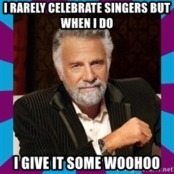 Dos Equis Guy - i rarely celebrate singers but when i do i give it some WooHoo