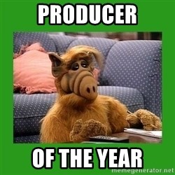 alf - PRODUCER OF THE YEAR