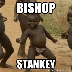 Little Black Kid - Bishop  Stankey