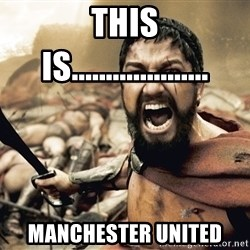 Esparta - This Is.................... manchester united