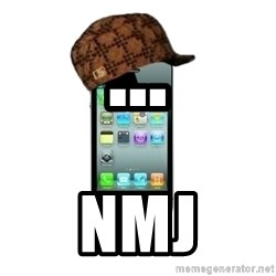 Scumbag iPhone 4 - ... nmj